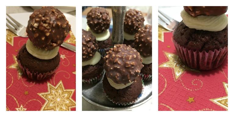 Schokoladen-Ueberraschungs-Cupcakes